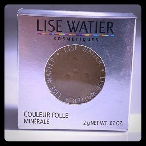 NEW Lise Watier Mineral Loose Powder Eyeshadow